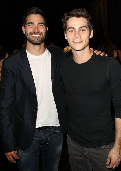 Tyler Hoechlin - 2013 Young Hollywood Awards Presented By Crest 3D White And SodaStream / The CW Network - Backstage