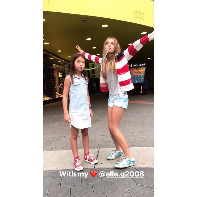 "Kristina Pimenova Fans on Instagram: ""• Kristina with her f"
