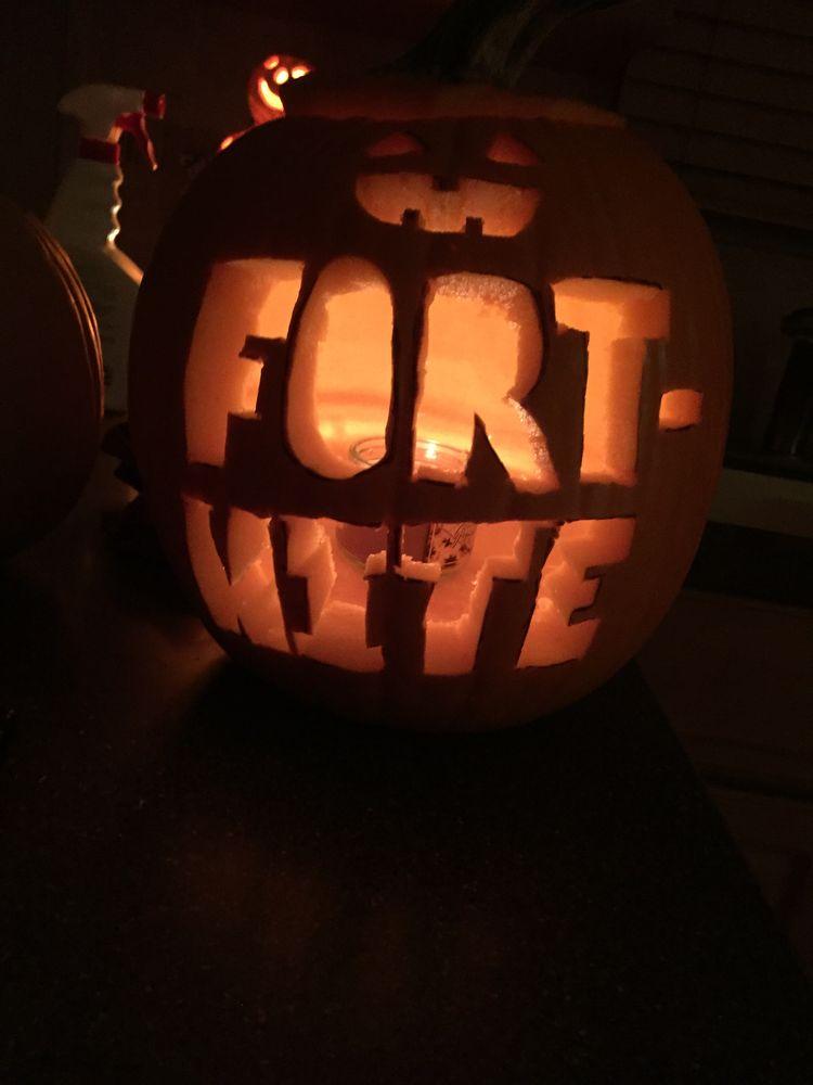 Fortnite Pumpkin Ideas