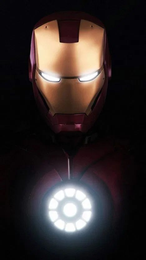 Iron Man Fan Art iPhone Wallpaper Free - Free PIK PSD