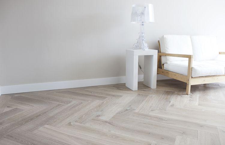 Wit Eiken Parket : Wit eiken houten vloer verkrijgbaar bij bebo parket visg