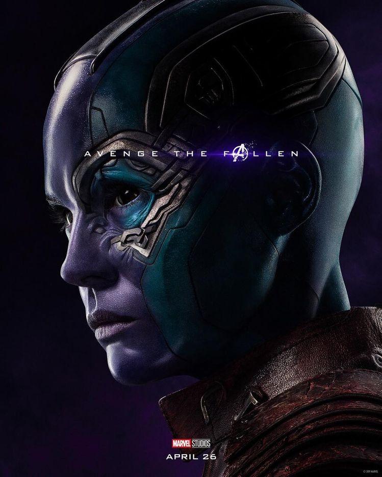 32 Pósters de 'Avengers: Endgame' que revelan a todos los héroes caídos en la batalla con Thanos
