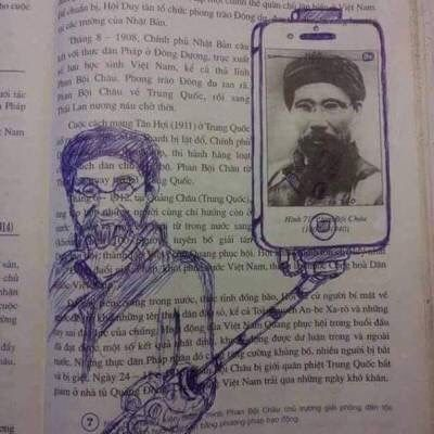 12 Brilliantly Vandalized School Text Books That Doodled Smiles on Our Faces - FAIL Blog - Funny Fails