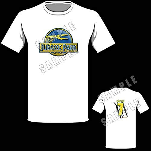 ae04f9b69 Jurassic Park Personalized t-shirt