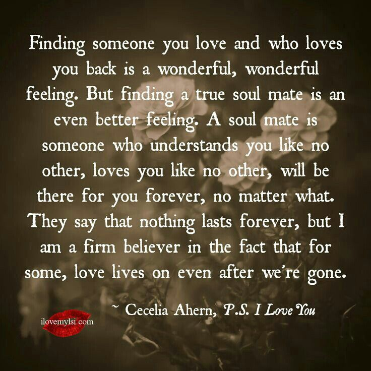 An Amazing Once In A Lifetime Type Of Love Its So Elusive