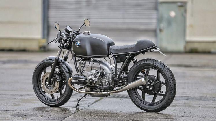 BMW Café Racer Se Concept Bike
