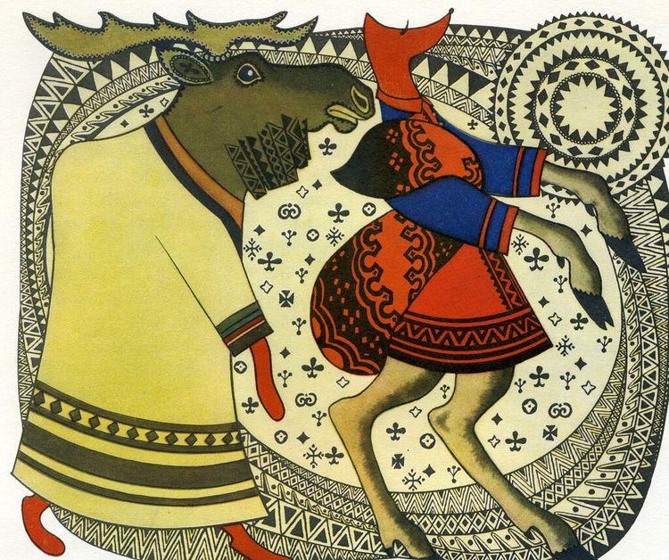 Геннадий Павлишин «Амурские сказки» — Картинки и разговоры