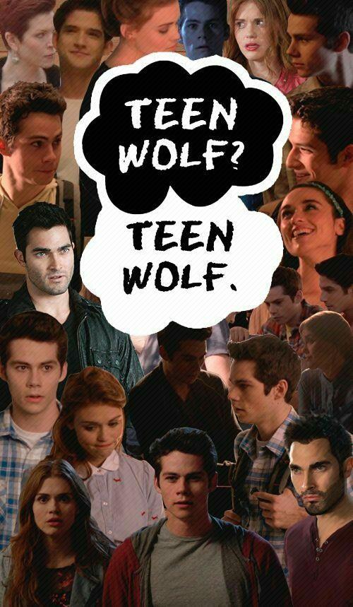 wallpapers for your phone - 49🌻(fandom: teen wolf) - Wattpad