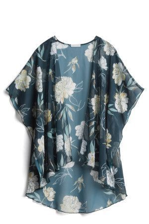 MARCH 2019 STITCH FIX EMORY PARK CALEY OPEN KIMONO