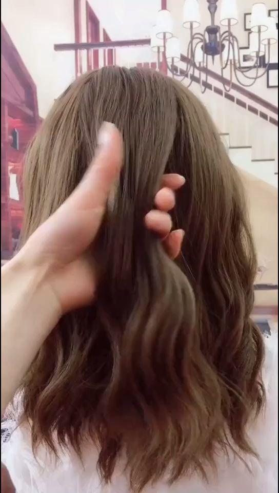 penteados para cabelos longos vídeos |  Penteados Tutoriais Compilação 2019 |  Parte 244