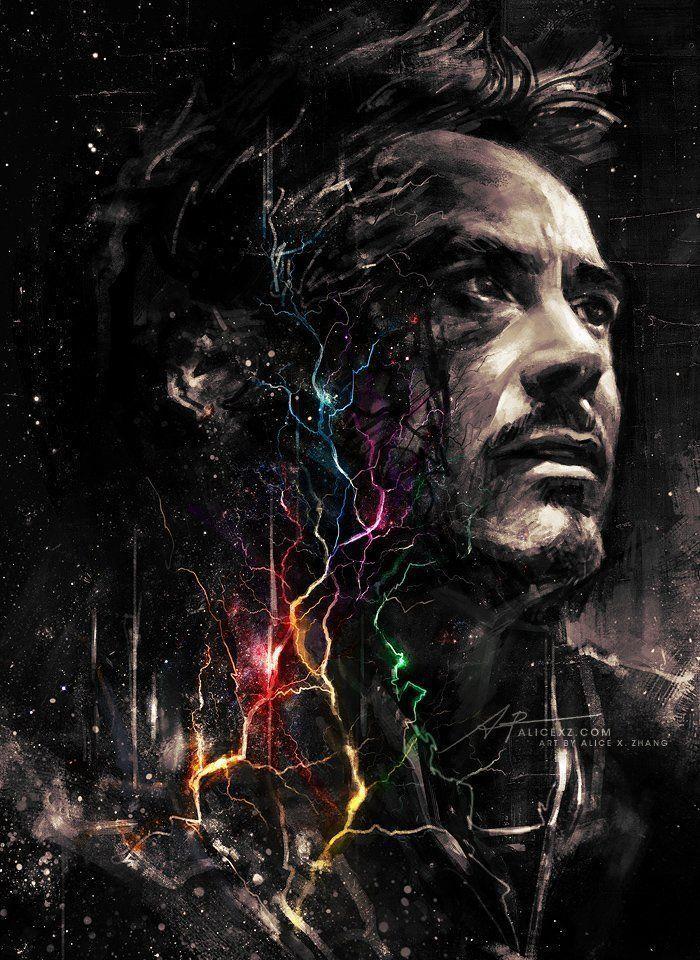Iron Man - #marvel #avenger