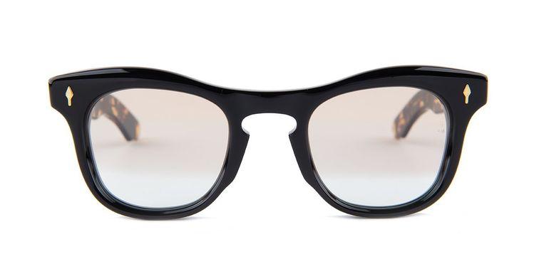 e61d34ea85a Jacques Marie Mage - Dorothy Black - Brown sunglasses