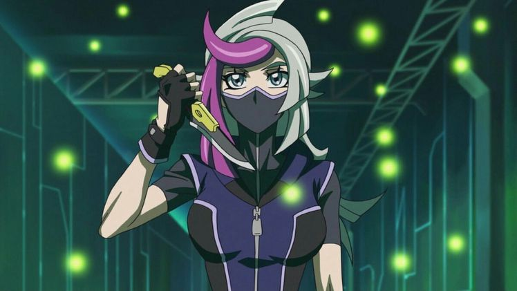 Yugioh Vrains ☆ Ghost Girl