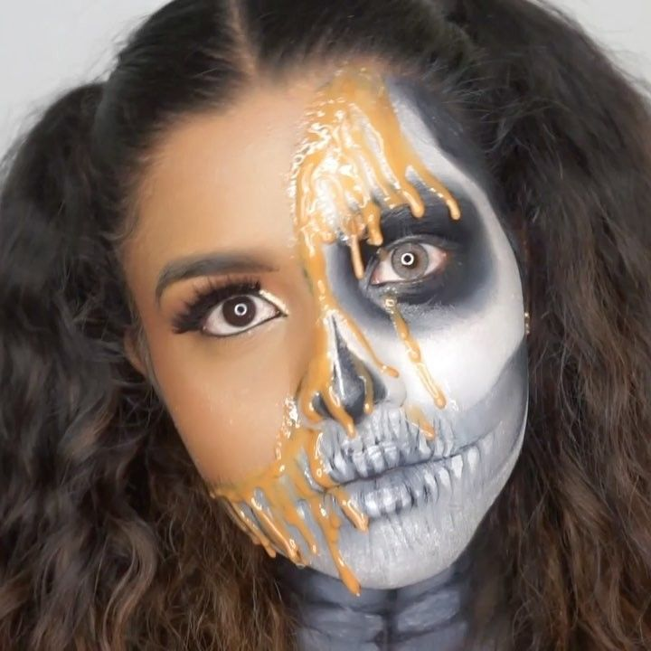 Halloween makeup looks from the easy to the scarily good; Including Pop Art Wonderwoman, Jigsaw, The Nun and more, you'll bound to find a look you love.