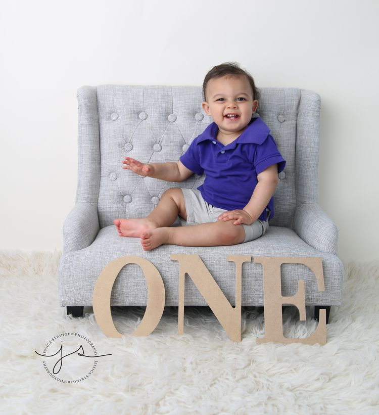 dab9fa5bf One year old photography Blue