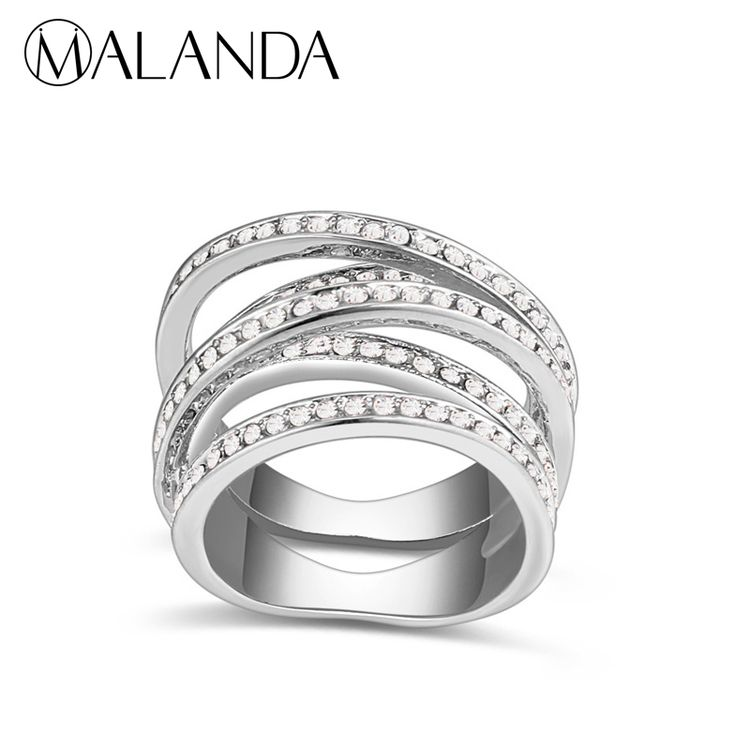 720bf13976702 Find More Rings Information about MALANDA Brand 2018 Design