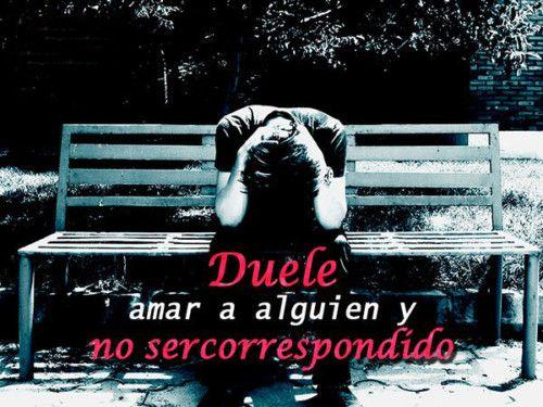 Imagenes Con Frases De Amor Imposible Y No Correspondido