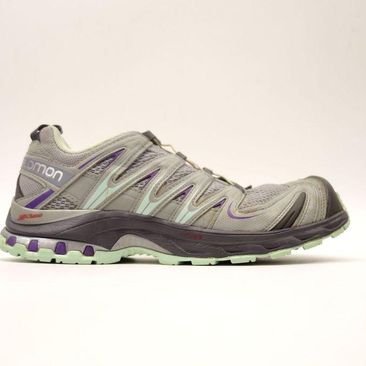 Salomon Damenschuhe XA Pro 3D CS Gray Trail Athletic Hiking Trail Gray Run 3ae88c