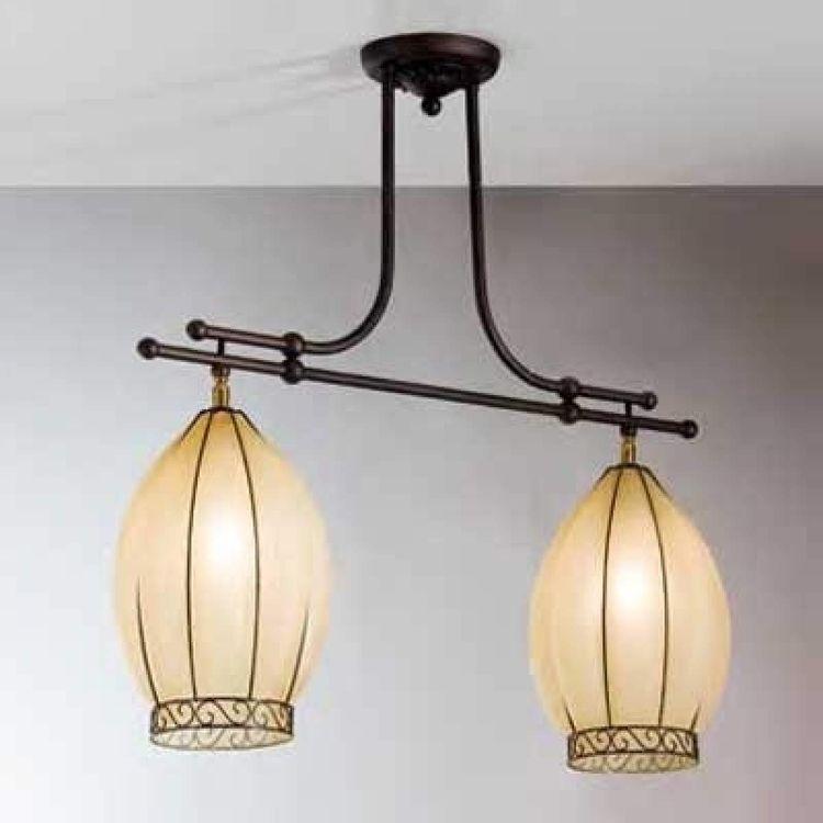 Tulipano Suspension 2 Lampes Lampes Suspension Suspension À 2 À Tulipano Ov0nwm8N