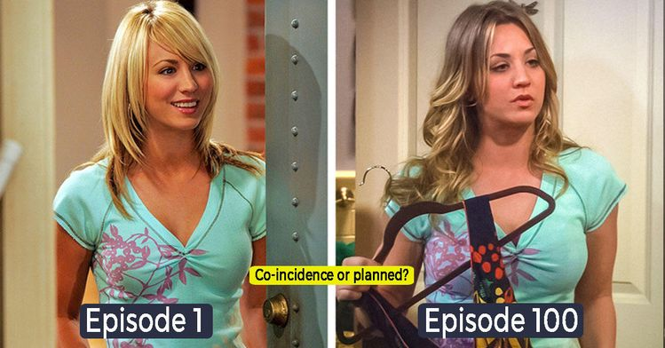 20 Facts About The Big Bang Theory That Are A Revelation For Kaley Cuoco Too
