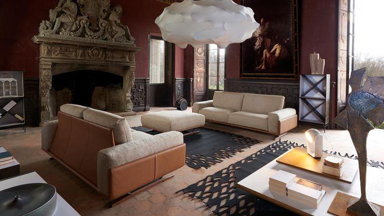 Collezione degŌ design gorini divano azimut gorini diva