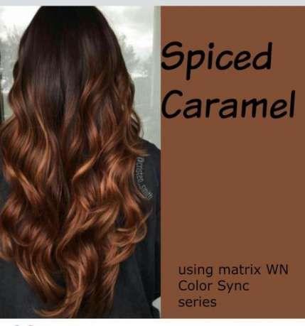 Trendy Hair Color Tendance Beauty Ideas