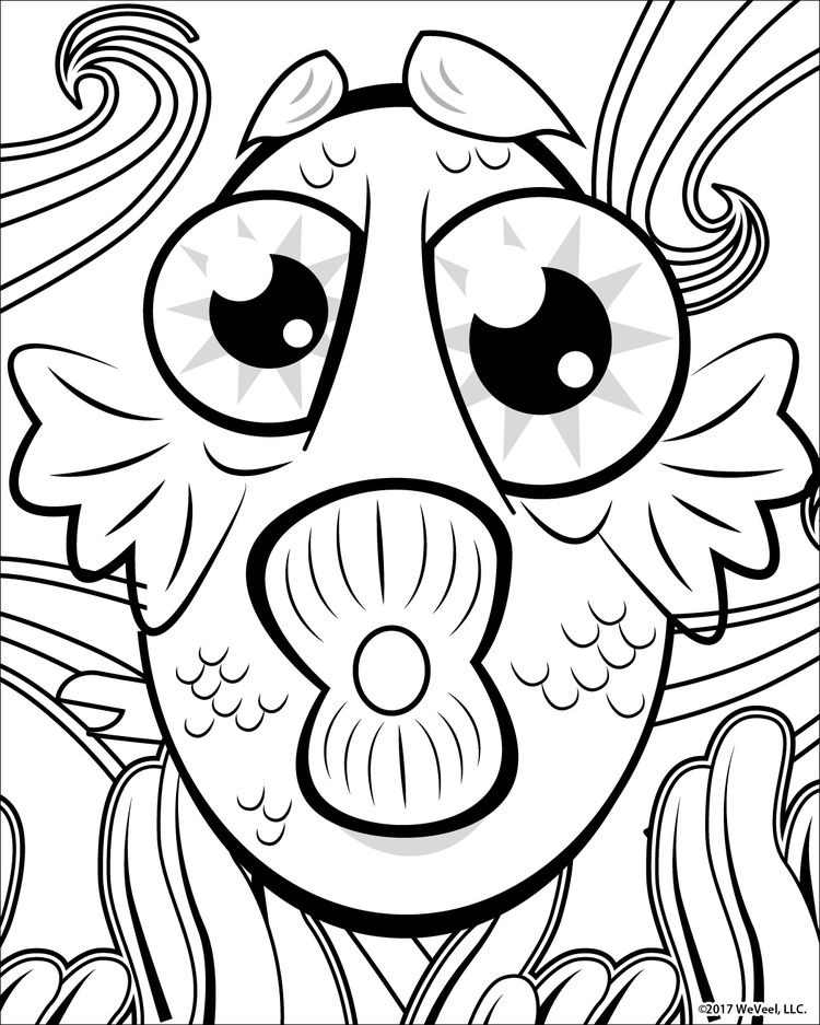 Free printable coloring pages at scentos.com Cute coloring
