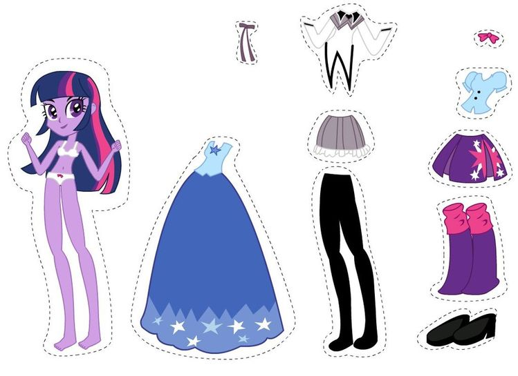 Equestria Girls Dress Up Twilight 10 By Chicken Cake On De