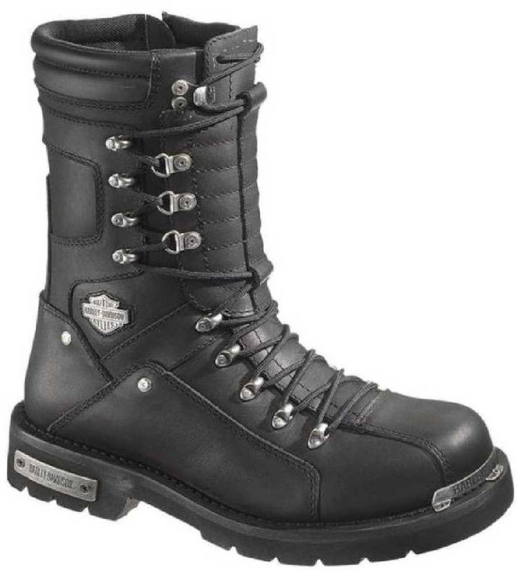 3525fe9d836 Harley-Davidson Wolverine Men's Alsten 9.5-Inch Black Boot