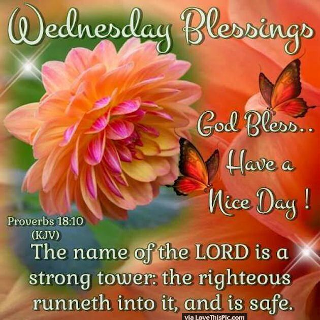 Wednesday Blessings Religious Quote Pictures Photos And Classy World