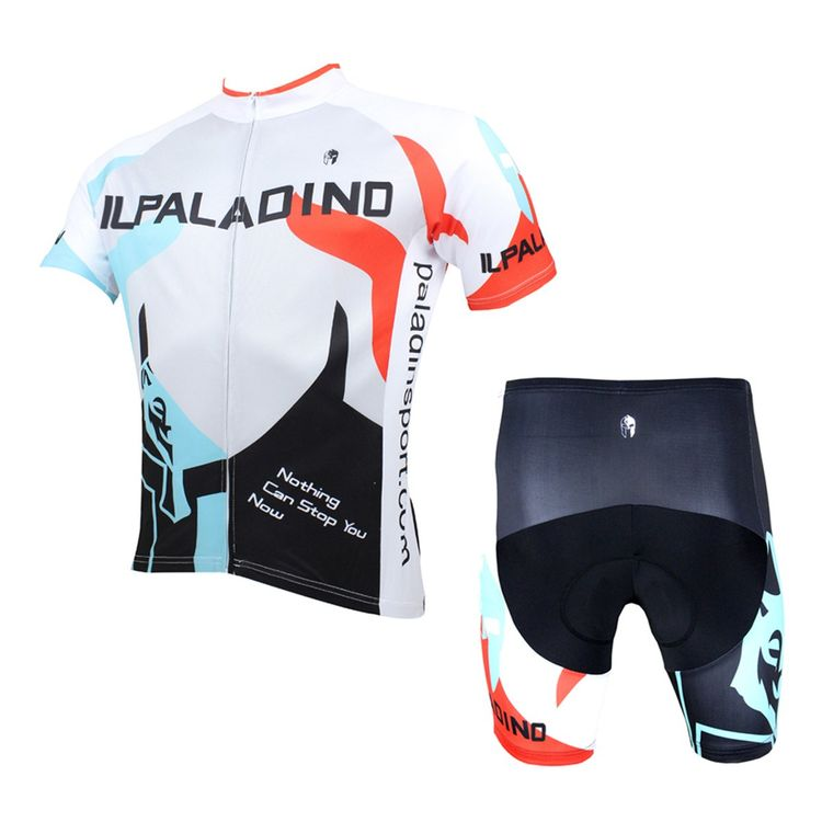 Ilpaladino NOTHING CAN STOP YOU NOW Cycling Short-sleeve Suit  Jersey  Exercise Bicycling Pro Cycle Clothing Racing Apparel Outdoor Sports Leisure  Biking ... f84ae0550