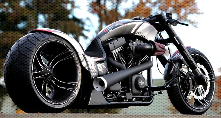 #choppersonderanfertigungen #kawasakimotorr...