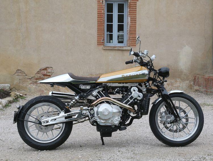 Brough Superior Pendine Sand Racer - Australian Motorcycle News