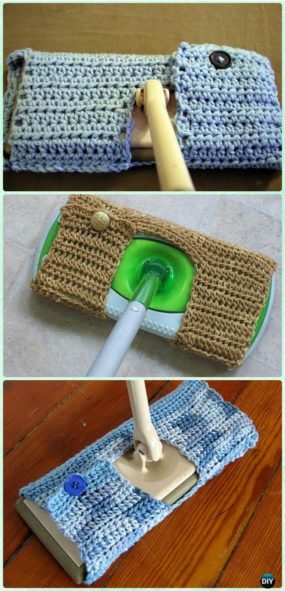 Crochet Swiffer Cardi Free Pattern Crochet Swiffer Pad