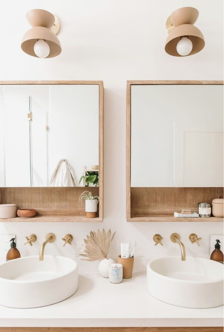 Love these mirrors!