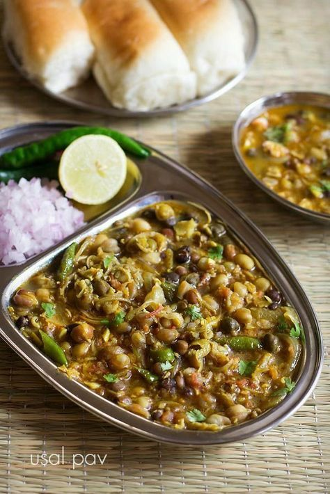 mixed sprouts usal recipe with step by step photos. mixed sprouts usal has a good balance of spicy & tangy taste. usal is a legume based curry