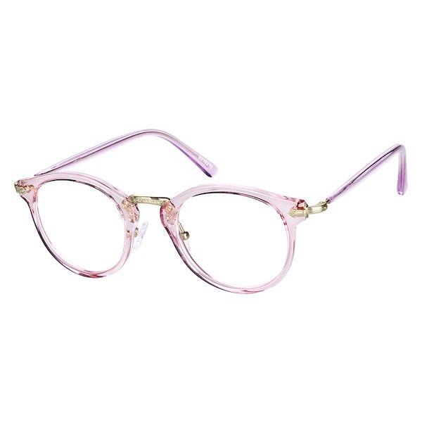 f4716cae811 Purple Round Glasses  2018217