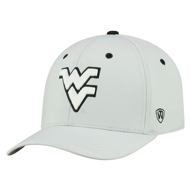 huge discount 040bc 43c71 Top of the World Adult West Virginia Mountaineers High Power Cap