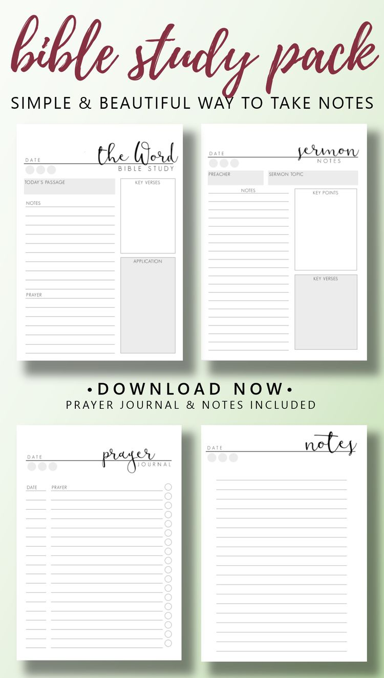 image regarding Printable Prayer Journal Pdf identify Prayer Sermon Notes