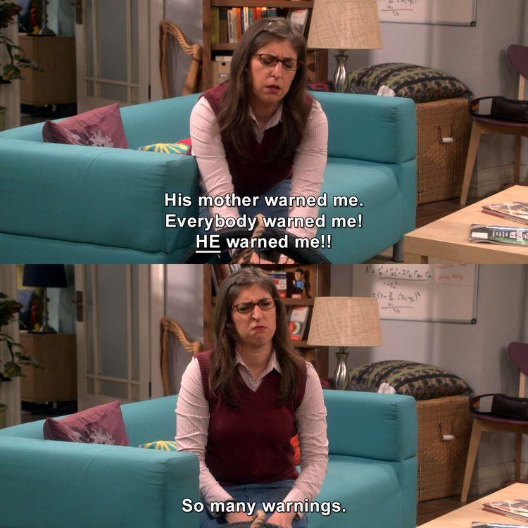 The Big Bang Theory - The Cognition Regeneration #AmyFarrahFowler #TheBigBangTheory #TheCognitionRegeneration #tbbt #bigbangtheory #bbt #memesdaily #lmfao