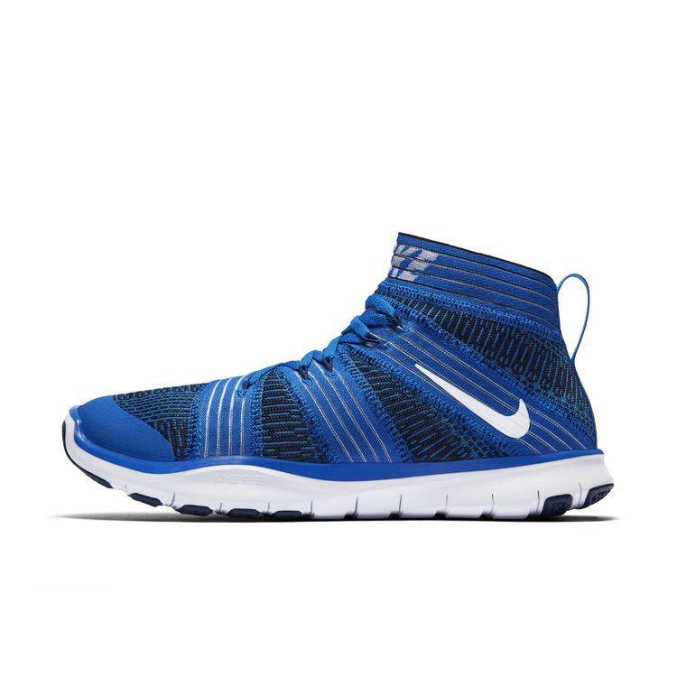ff831a18ae7 Nike Free Train Virtue Men s Training Shoe Size 12.5 (Blue) - Clearance Sale