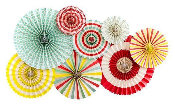 carnival party fans circus party fans circus party bac