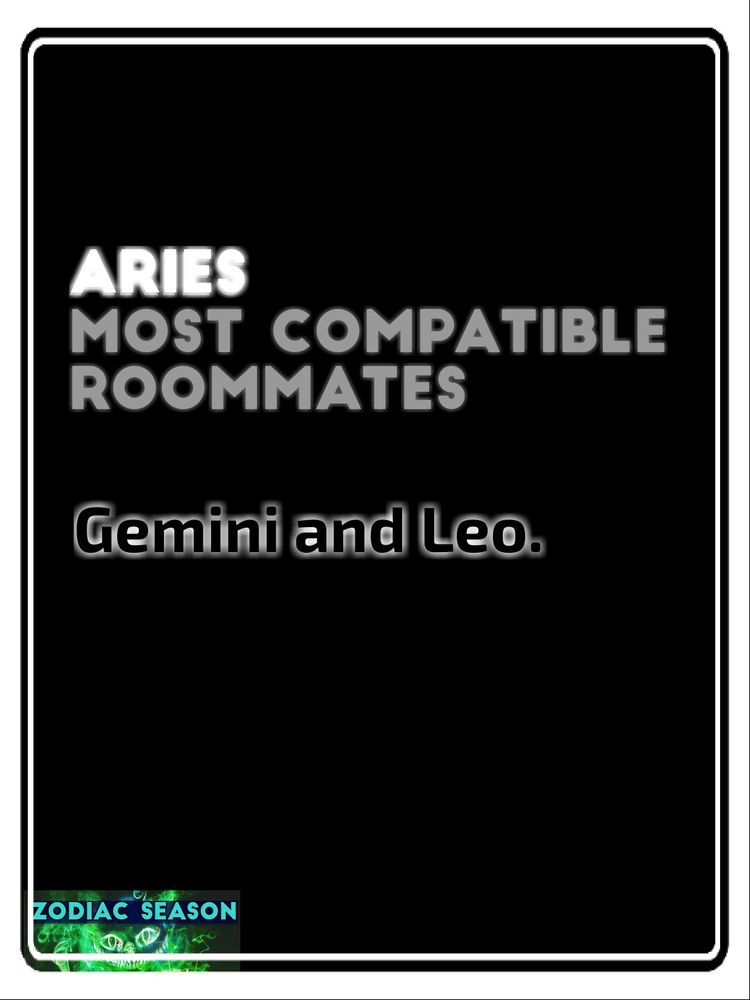 what is a aries most compatible with