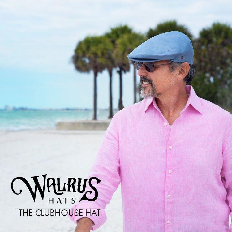 7e541c574a1c9 Clubhouse - Walrus Hats Linen Cloth Ivy Cap - Golf Flat Cap