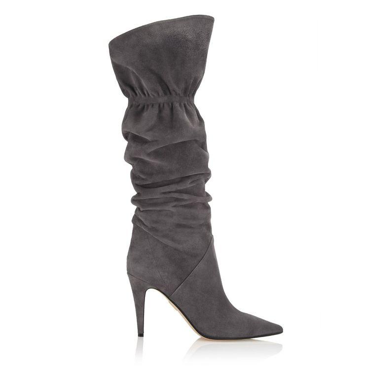 90e39276490 Marfa Knee High 90 - Suede