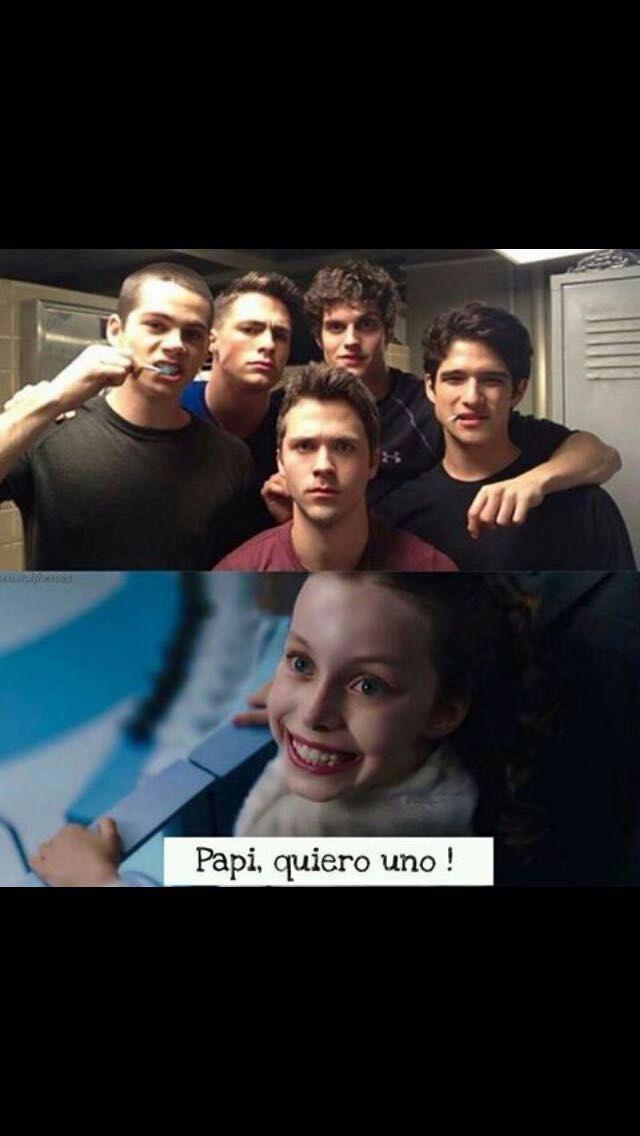 Memes de teen wolf #detodo De Todo #amreading #books #wattpad