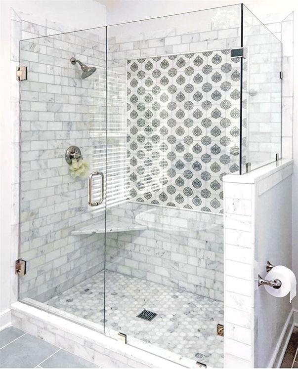 Beautiful Bathroom Renovation By The Talented Katie Howlet Impressive Bathroom Remodeling Richmond Va Decor