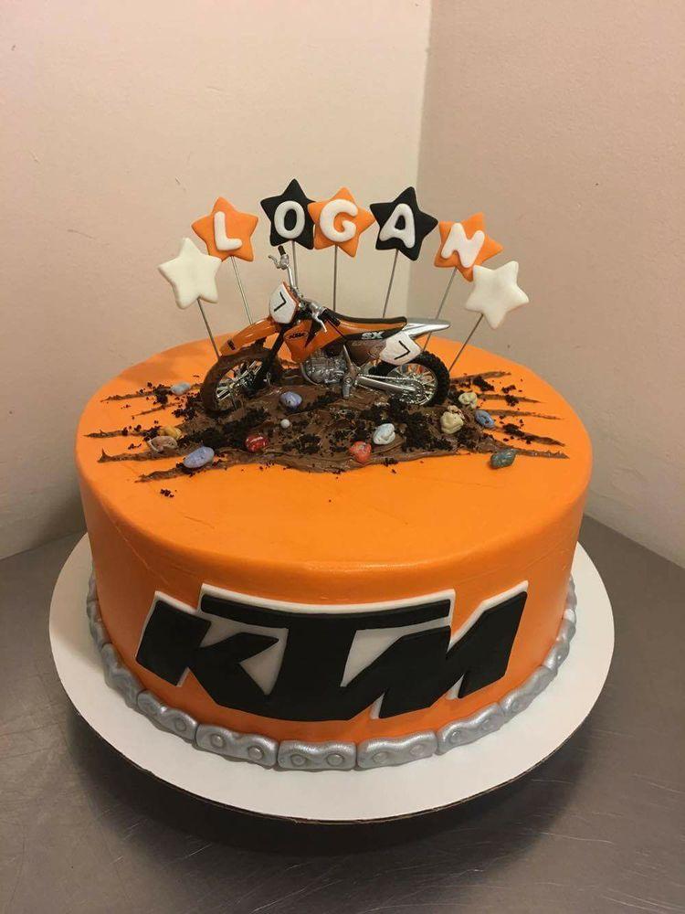 Love This Ktm Cake