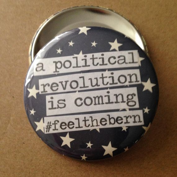 a political revolution is coming bernie sanders 2016 camp