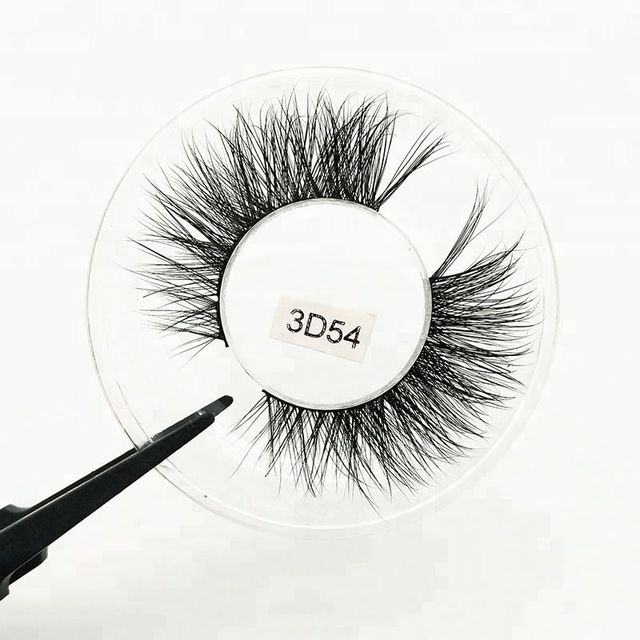 730d35ddac2 Source 100% High Quality Real Mink Lashes Siberian mink fur Eyelashes 3D  LASHES on m